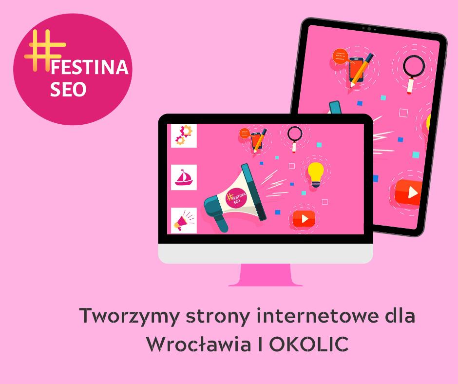 strony internetowe Wrocław