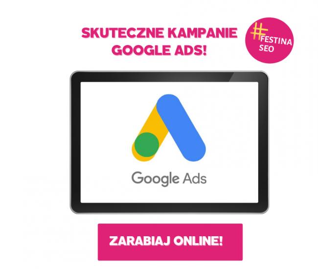 kampanie google ads poznan