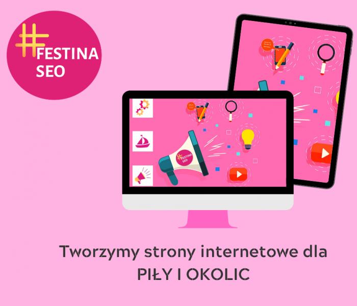 Tworzenie stron internetowych Szczecinek